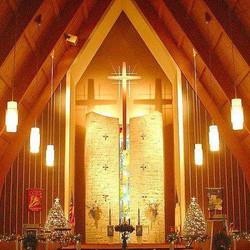 christmas sancuary