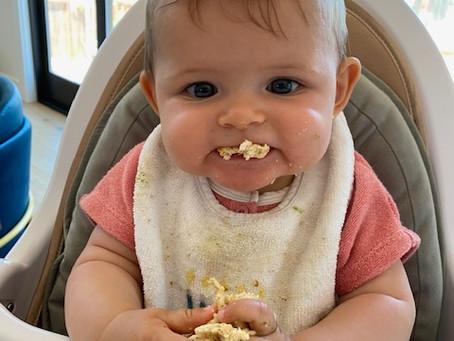 Eriela's feeding Journey