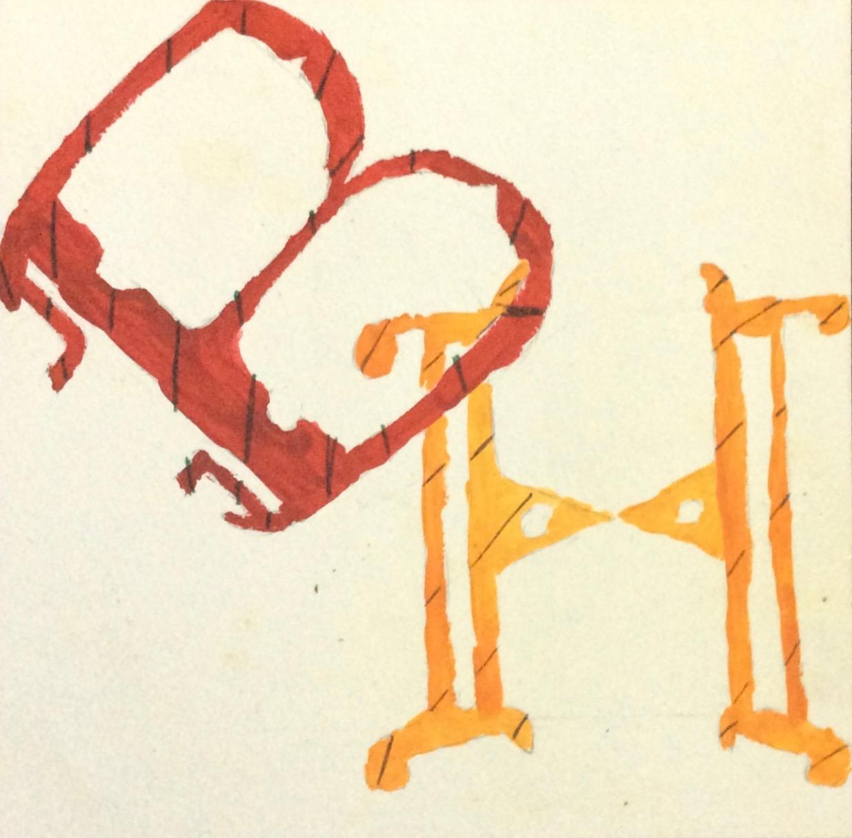 Ben Htoo Monogram