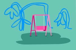 Taste on Autism- Lonely Swing