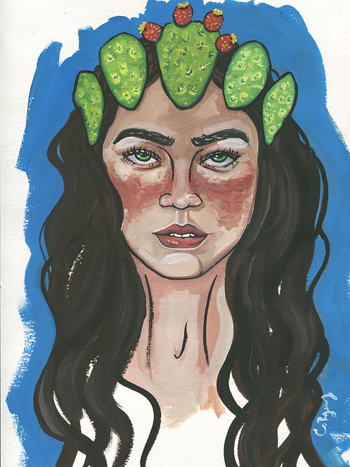 """""""Cactus Crown"""""""