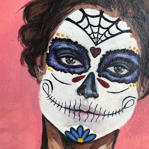 """Calavera"" Original Painting"