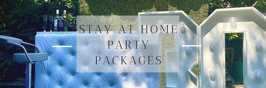 STAY AT HOME PARTY PACKAGES WEBSITE HEAD