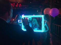 LED Roaming Frame in Hertfordshire, Bedfordshire, Essex & London