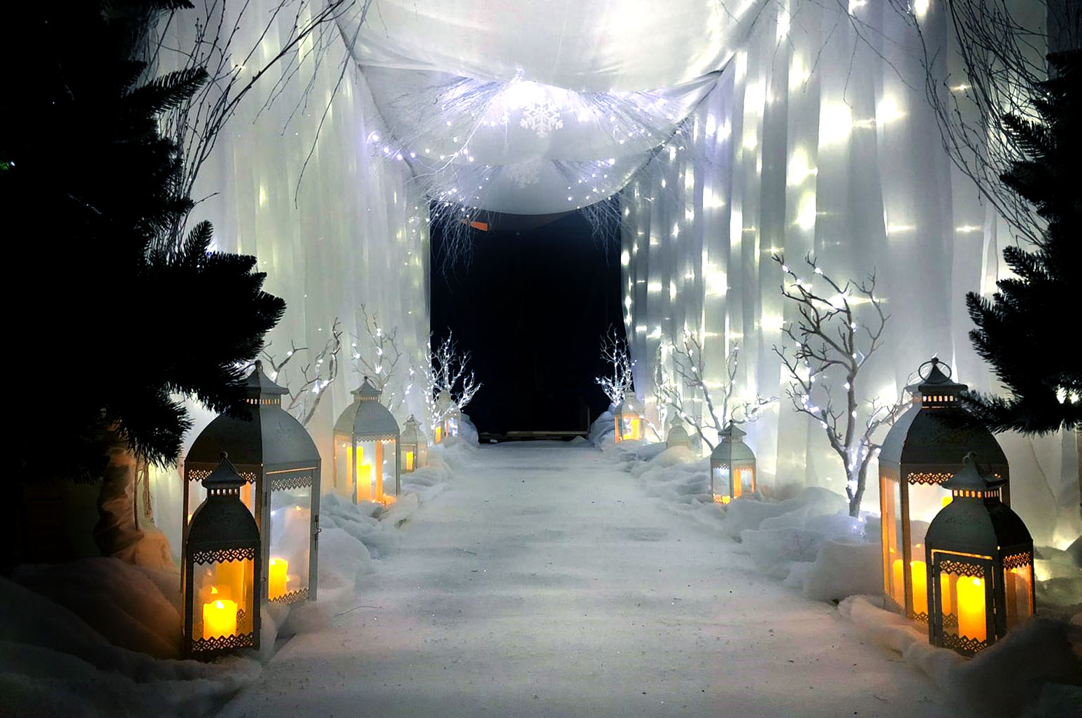 Narnia Themed Decor Hire in Hertfordshire, Bedfordshire, Buckinghamshire, Essex & London