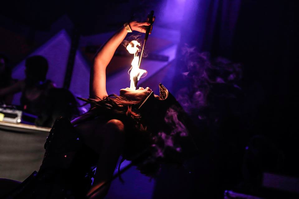 Fire Performers in Hertfordshire & London