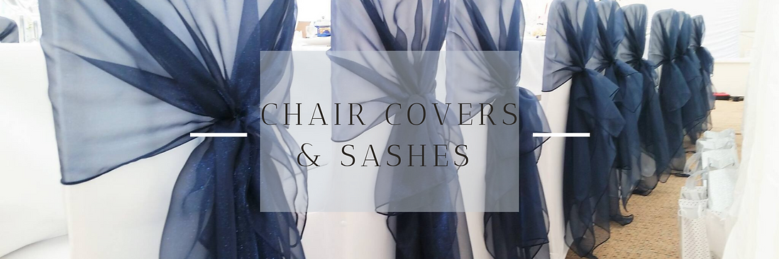Chair Covers & Sashes in Hertfordshire, Bedfordshire, Buckinghamshire, Essex & London