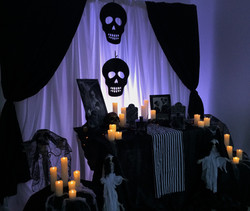 Halloween Themed Party Decor Hire in Hertfordshire, Bedfordshire, Buckinghamshire, Essex & London