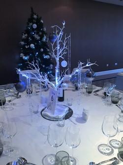 Manzanita tree centrepiece hire for hertfordshire, Bedfordshire, Essex & London