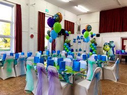 Monsters Inc Themed Decor Hire