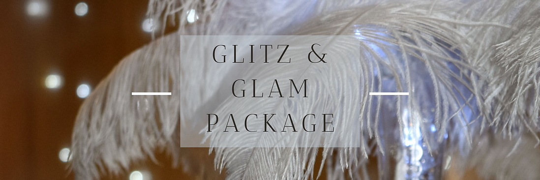 Glitz & Glam Event Decor in Hertfordshire, Bedfordshire, Buckinghamshire, Essex & London