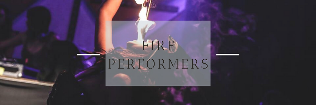Fire Performers in Hertfordshire, Bedfordshire, Buckinghamshire, Essex & London