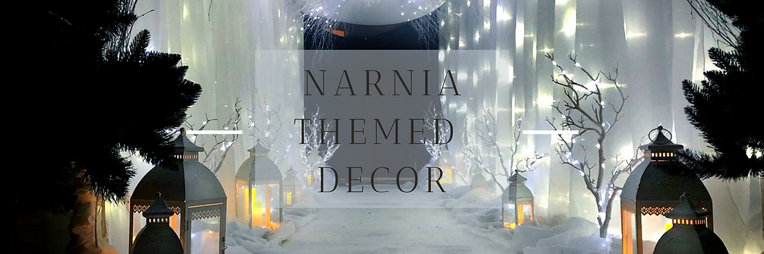 Narnia Themed Event Decor in Hertfordshire, Bedfordshire, Buckinghamshire, Essex & London
