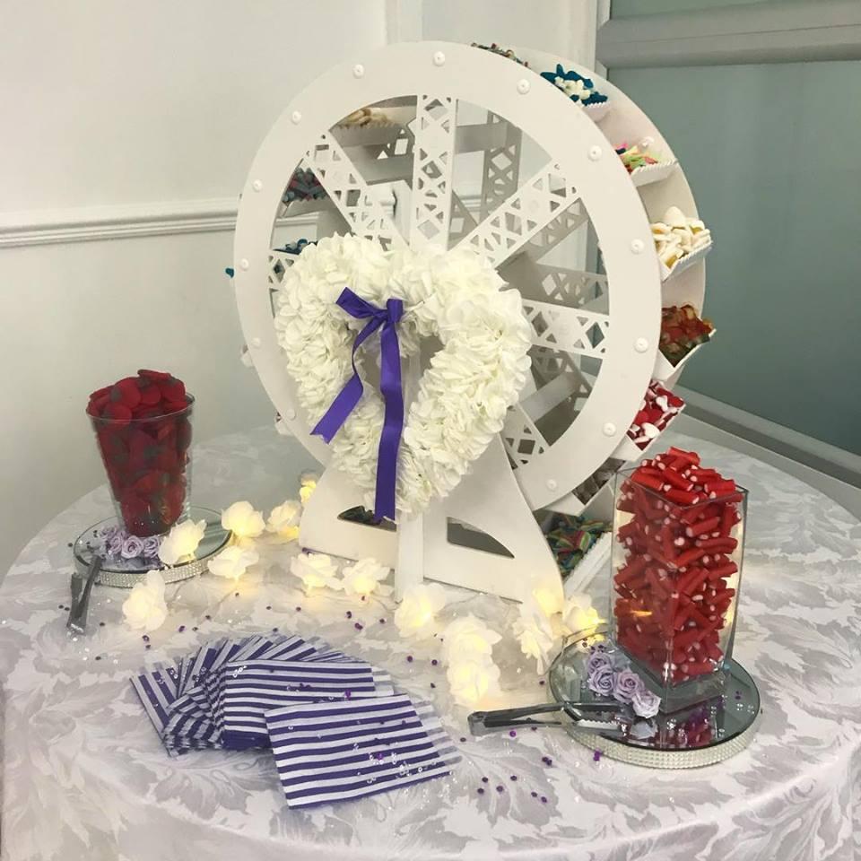 Sweet Ferris Wheel in Hertfordshire