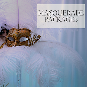 Masquerade Packages in Hertfordhire, Bedfordshire, Buckinghamshire, Essex and London