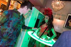 LED Roaming Tables in Hertfordshire, Bedfordshire, Essex & London