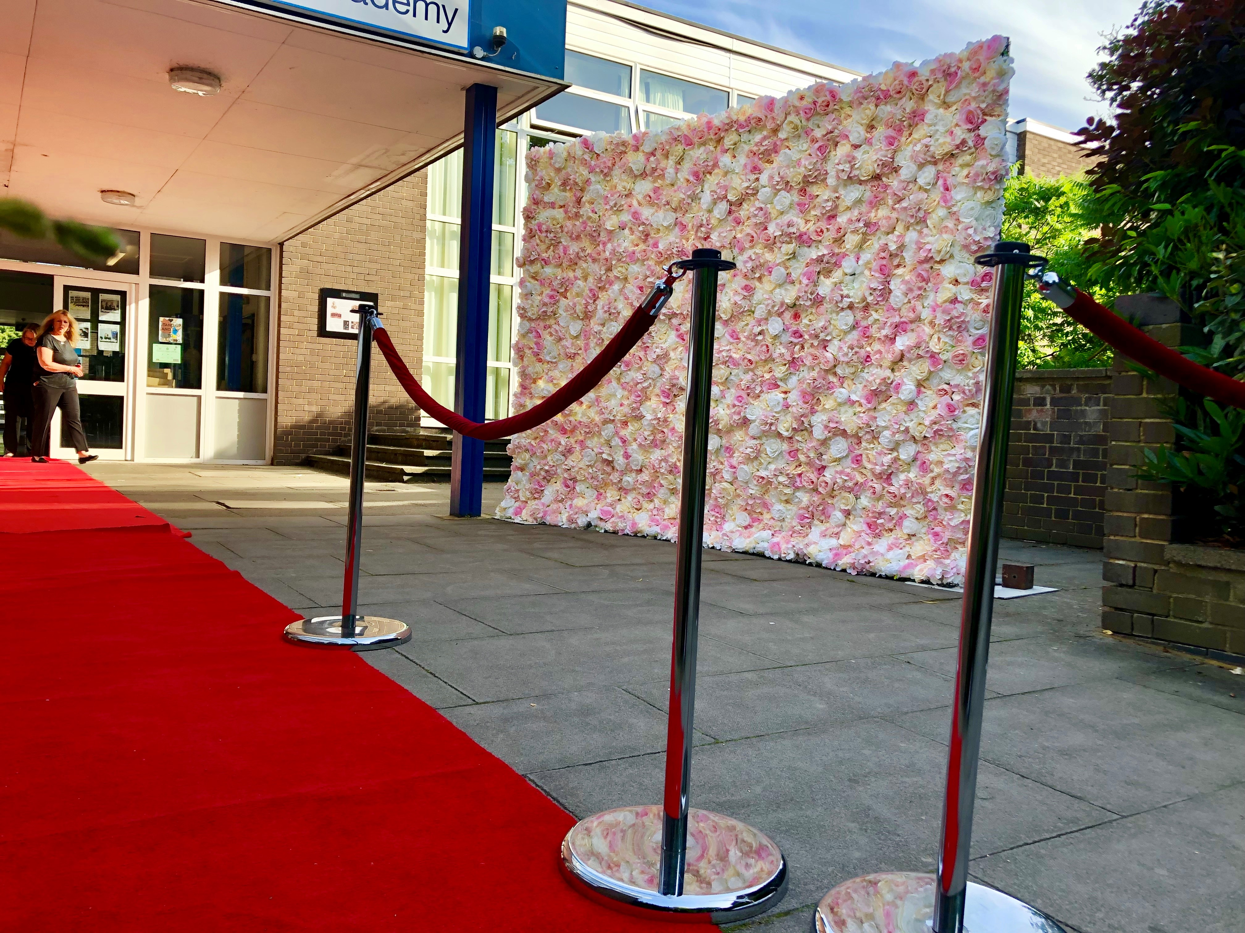 VIP Red Carpet Entrance Hire