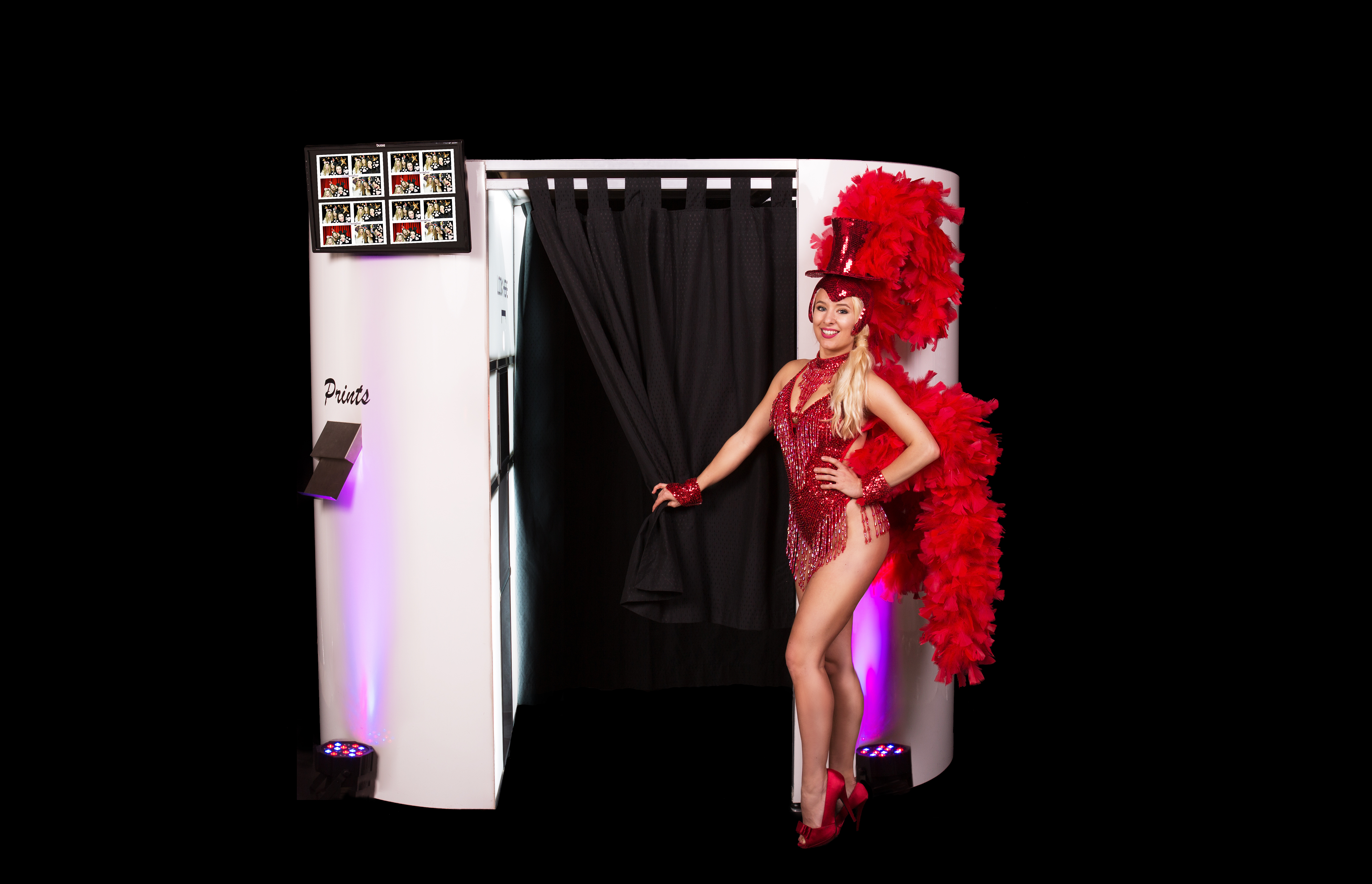 Casino Themed Event Venue Decor