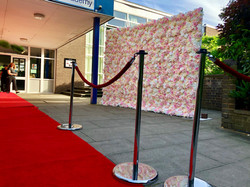 Flower Wall Hire in Hertfordshire