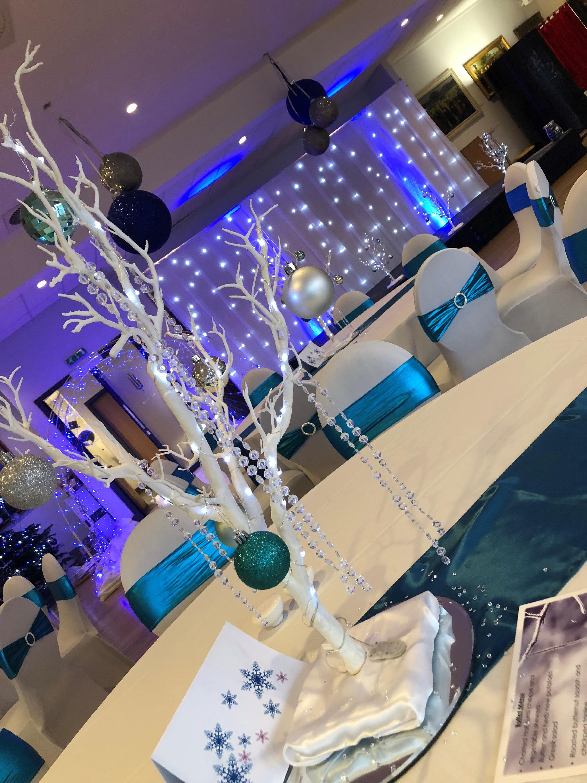 Winter Wonderland Themed Decor in Hertfordshire, Bedfordshire, Essex & London