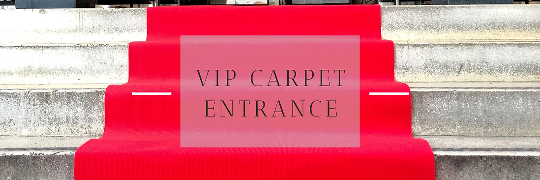 VIP Carpet Entrance in Hertfordshire, Bedfordshire, Buckinghamshire, Essex & London