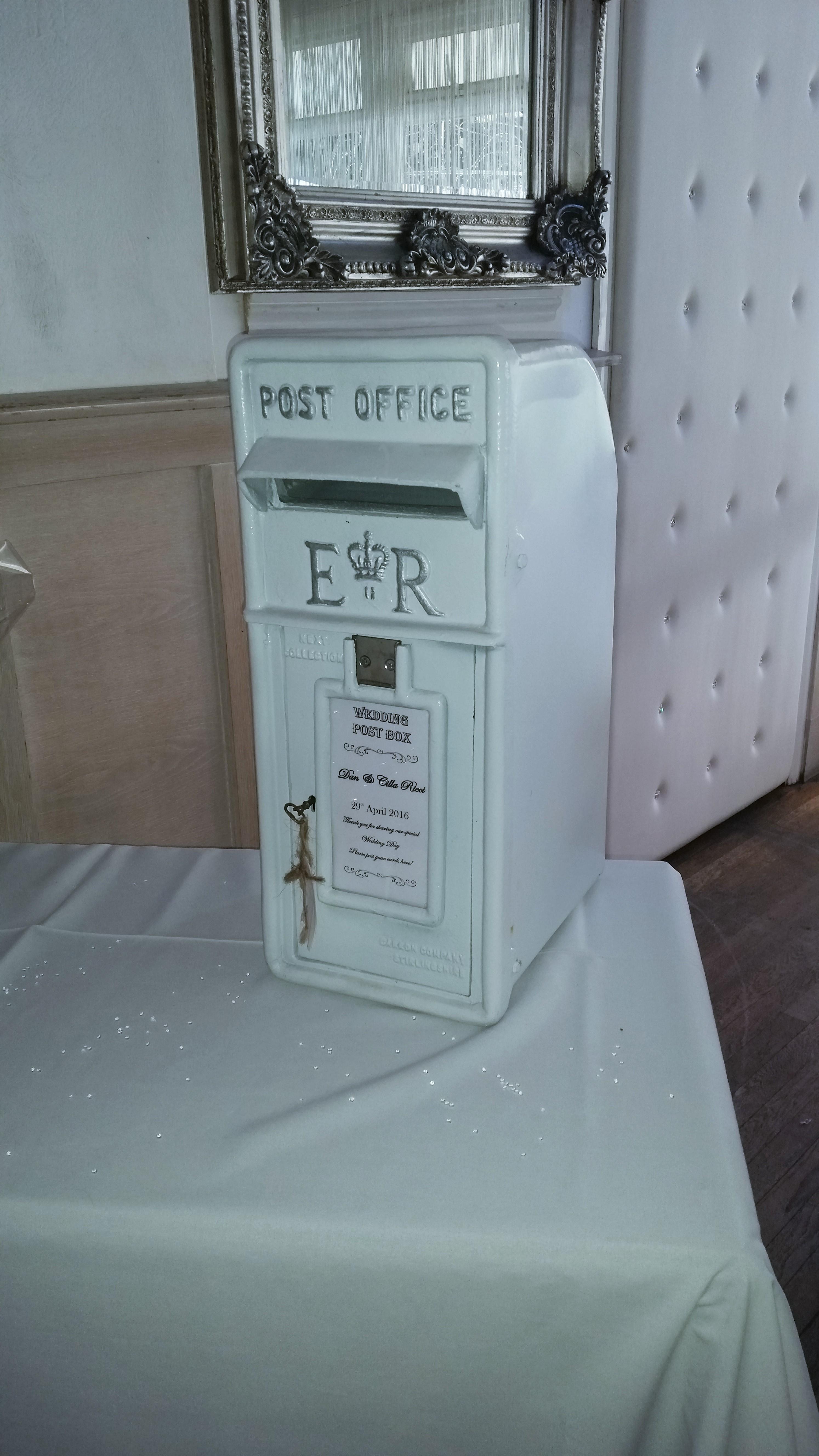 Royal Mail Post Box Hire Stevenage