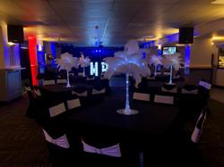 Glitz & Glam Venue Decor Hire in Hertfordshire, Bedfordshire, Buckinghamshire, Essex & London