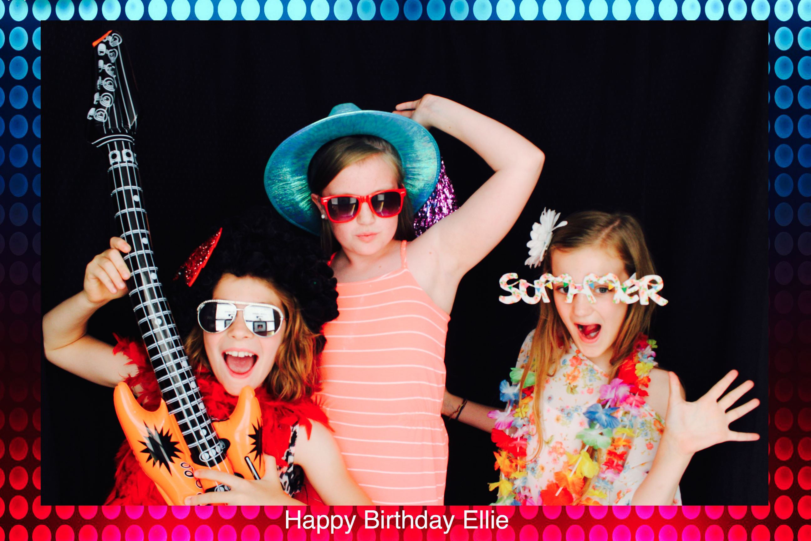 Kids Photo Booth Party