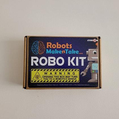EBO humanoid robot | Kit + 12 Lessons