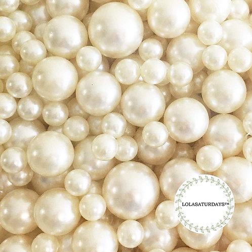 Pearls- no hole