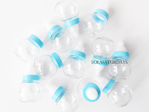 Baby bottles (pack of 24)- party favors