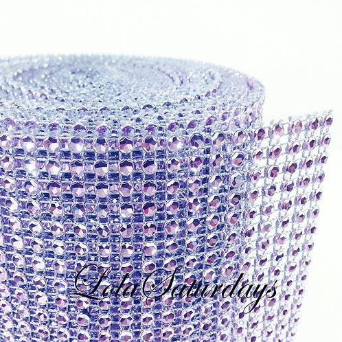 Diamond Rhinestone Mesh - Colors