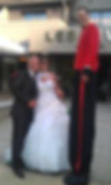 être à la hauteur même sur les mariages