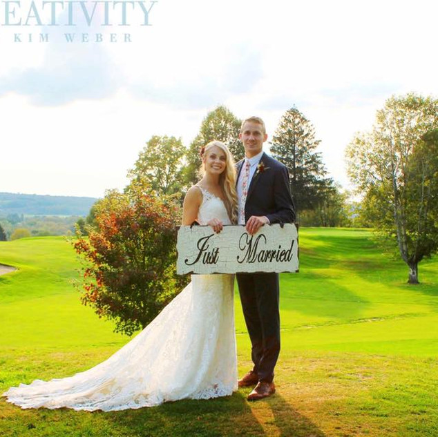 Evans & Waclawski Wedding