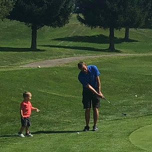 Early Golf Lessons