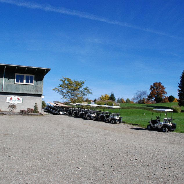 Cardinal Hills Clubhouse