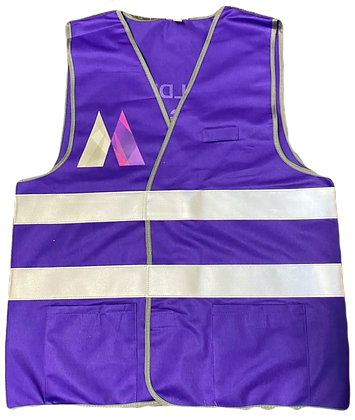 Building Management Safety Vest