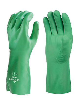 Landfill-Biodegradable Reusable Gloves