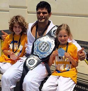 #victory is best enjoyed with #goodfreinds #youngwarriors #jiujitsukids #jiujitsubythebay2