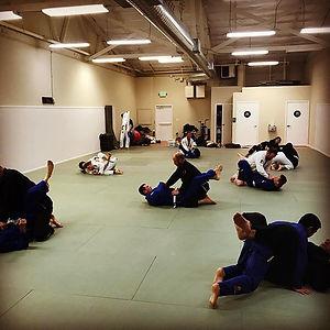 Thursday night basics class at #northbayjiujitsu #bjj #jiujitsu #novato.jpg