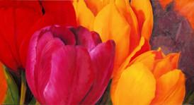 "Ernesto Godinez: ""Tulipanes"""
