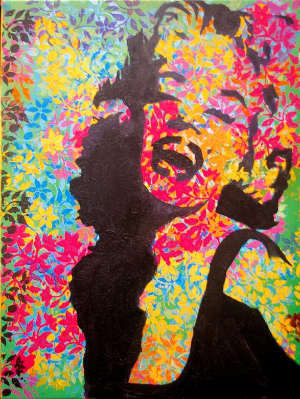 "Salma Taman: ""Marilyn Craze"""