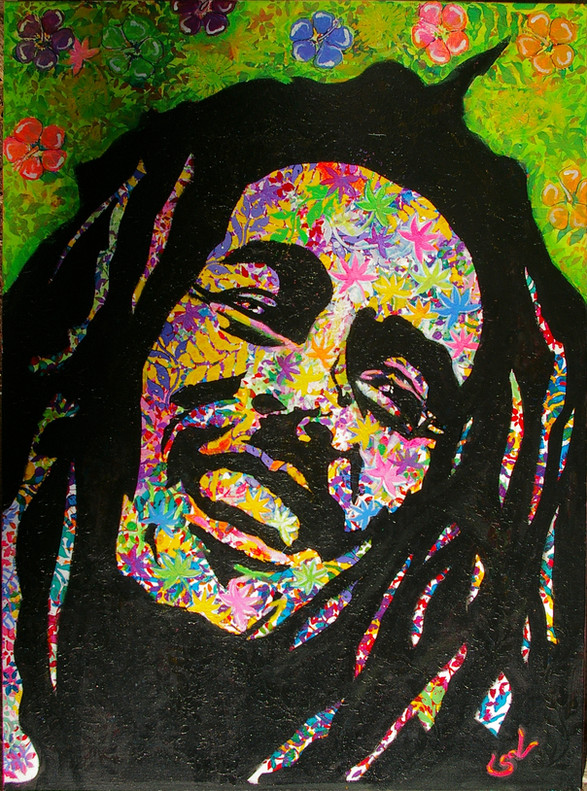 "Salma Taman: ""Marley Explosion"""