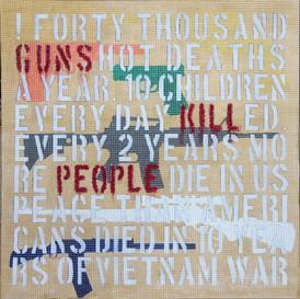 """Frank Emmert: """"Guns Kill People"""""""