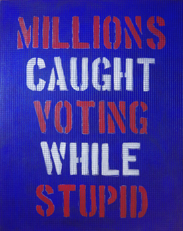 "Frank Emmert: ""Voting While Stupid"""