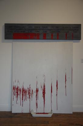 "Frank Emmert: ""Humanity's Wall of Shame"""