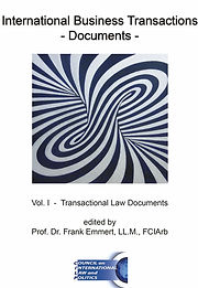 Cropped Cover for Vol I Transactional La
