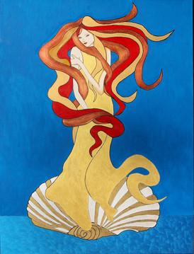 """Frank Emmert: """"Venus in Vermillion"""""""