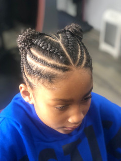 Kid Braid Style