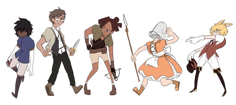 RPG lineup (2019)